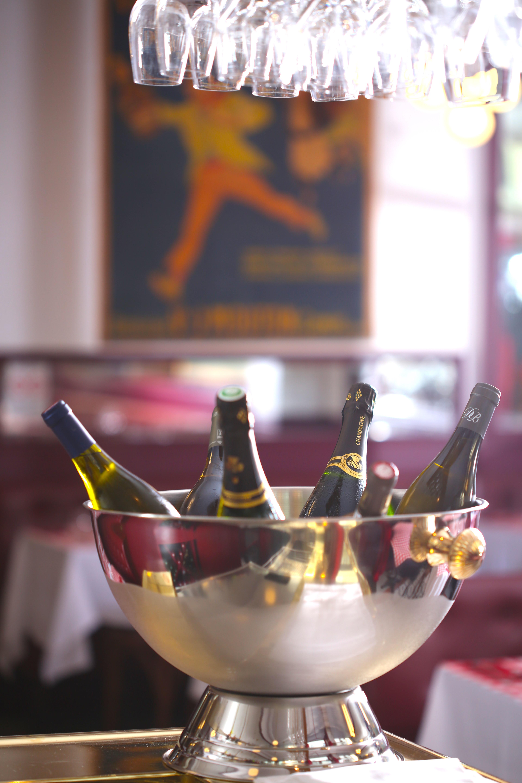 vin restaurant perraudin